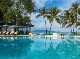 Samui Palm Beach Resort, hotel in Bophut