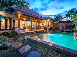 Mandra Villa, budget hotel in Ubud