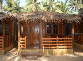 Soulmate Beach Resort, luxury tent in Agonda