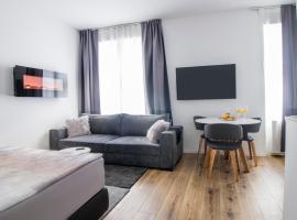 Main Square Modern Apartments, apartment in Zagreb