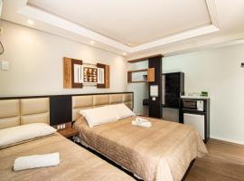 Pousada Cristalmar, hotel in Bombinhas