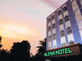 Mui Ne Alena Hotel, khách sạn ở Phan Thiết