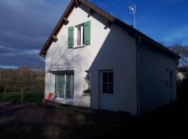 Bienvenue chez les Gibbs!, country house in Sury-en-Vaux