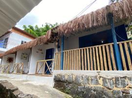 Suítes Maravilha de Ará, hotel in Praia de Araçatiba