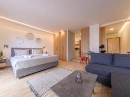 MAGNOLIA City Suite, budget hotel in Patra