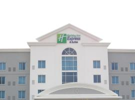 Holiday Inn Express Hotel & Suites Columbia-Fort Jackson, hotel in Columbia