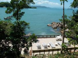 Villa Cabanas - Locações de Cabanas, cabin in Governador Celso Ramos