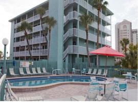 Clearwater Beach Hotel Newly Renovated, hotel in Clearwater Beach