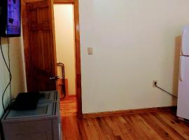 NYC Uptown Furnished Room, rum i privatbostad i New York