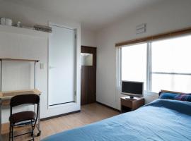 エリモ アパートメント、札幌市のアパートメント