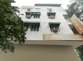 Capital O 67660 Hotel Citi Continental, hotel in New Delhi
