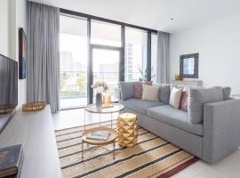 Dzīvoklis Frank Porter - Marquise Square Dubaijā