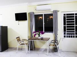 Ananta Lavender, apartment in Phnom Penh