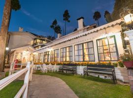 The Elgin, Darjeeling, hotel in Darjeeling
