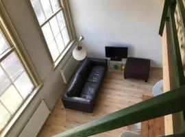 Het Stadshart appartement, apartment in Dordrecht