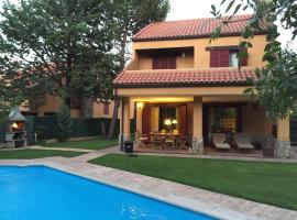 Casa Navalafuente-Madrid Sierra Norte, villa in Navalafuente