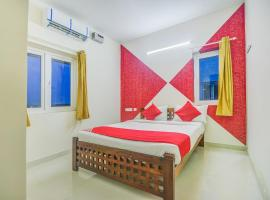 OYO 64056 Ruthira Inn, hotel near Coimbatore International Airport - CJB, Pīlamedu