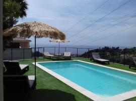 villa bellevue, holiday home in Nice