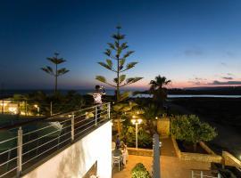 Hotel Ristorante Cavalluccio Marino, hotel a Lampedusa