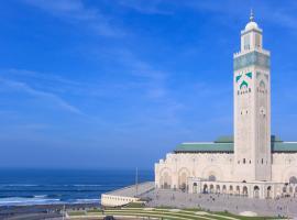 Mosquee & Sea View Casablanca, hotel near Casablanca Marina, Casablanca