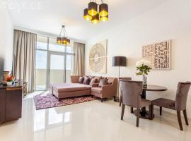 Staycae Ghalia, apartment in Dubai