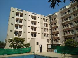 Hotel Kripa Sai, hotel with pools in Shirdi