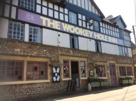 The Wookey Hole Inn, hotel in Wells