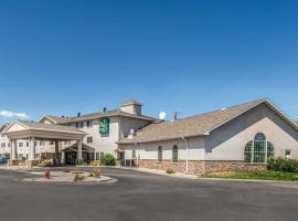 Quality Inn near Monument Health Rapid City Hospital, hotel in Rapid City