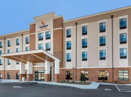 Comfort Suites Greensboro-High Point, Hotel in Greensboro