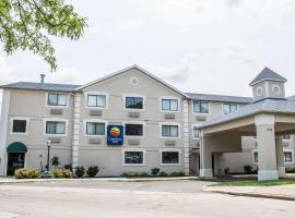 Comfort Inn River's Edge, hotel near Kalahari Waterpark, Huron