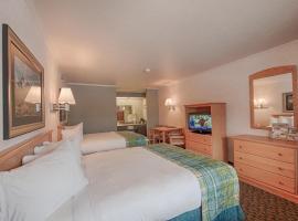 Brandin' Iron Inn, hotel in West Yellowstone