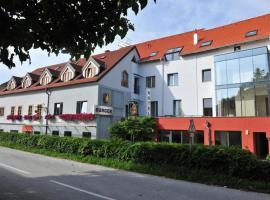 Gasthof Hotel Zur goldenen Krone, Hotel in der Nähe von: Kunsthalle Krems, Furth