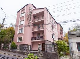 Hotel Complex Uhnovych, hotel in Ternopil