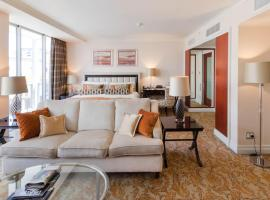 The Taj Cape Town- the Taj Residence suite ,let out privately, hotel in Cape Town