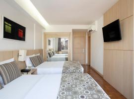 Normandy Hotel, hotel em Belo Horizonte