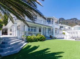 Silver Eagle Guest House, B&B in Cape Town