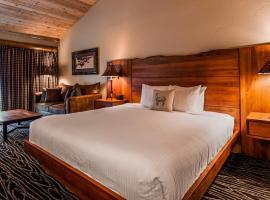 Best Western Ponderosa Lodge, hotel in Sisters