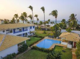 Pousada Katavento, pet-friendly hotel in Cumbuco