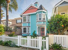 Huntington Beach Studio Blocks to the Beach and Downtown apts, vacation rental in Huntington Beach
