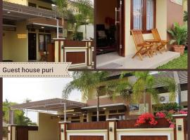 Puri Guest House, apartment in Montongbuwoh
