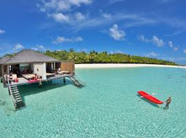 Paradise Island Resort & Spa, hotel in North Male Atoll