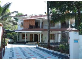 Anand homestay, self catering accommodation in Kattappana