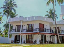 Villa Mindini - Hikkaduwa, отель в Хиккадуве