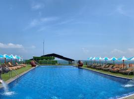 Sulis Beach Hotel & Spa, accessible hotel in Kuta