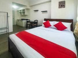 OYO 500 Vista 309 Katipunan, hotel malapit sa Cubao, Quezon City, Maynila