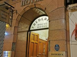Frederick House Hotel, hotel in Princes Street, Edinburgh