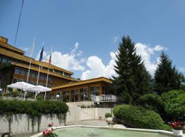 Balneocomplex Kamena, hotel Velingradban