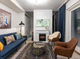 City Centrum Brand New Apartment, huoneisto Rovaniemellä