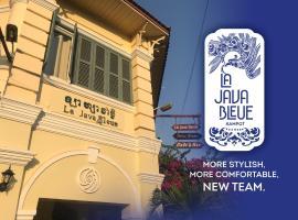 Hotel La Java Bleue, hotel in Kampot