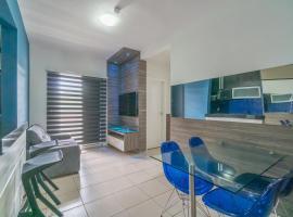 APT COMPLETO NOVO MODERNO, aluguel de temporada em Fortaleza